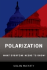 Polarization : What Everyone Needs to Know(R) - eBook