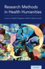 Research Methods in Health Humanities - Book