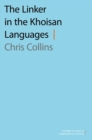The Linker in the Khoisan Languages - eBook