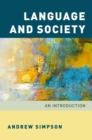 Language and Society : An Introduction - eBook