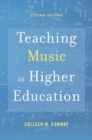 Teaching Music in Higher Education - Book