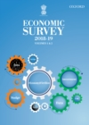 Economic Survey 2018-19 : Volumes 1 and 2 - eBook