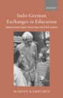 Indo-German Exchanges in Education : Rabindranth Tagore Meets Paul and Edith Geheeb - eBook
