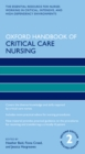Oxford Handbook of Critical Care Nursing - eBook