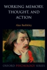 Working Memory, Thought, and Action - eBook