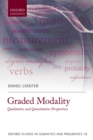 Graded Modality : Qualitative and Quantitative Perspectives - eBook