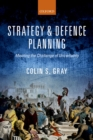 Strategy and Defence Planning : Meeting the Challenge of Uncertainty - eBook