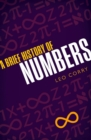 A Brief History of Numbers - eBook