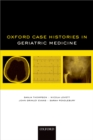 Oxford Case Histories in Geriatric Medicine - eBook
