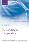 Reliability in Pragmatics - eBook
