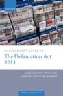 Blackstone's Guide to the Defamation Act - eBook