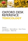 Oxford Desk Reference: Toxicology - eBook