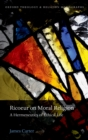 Ricoeur on Moral Religion : A Hermeneutics of Ethical Life - eBook