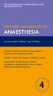 Oxford Handbook of Anaesthesia - eBook