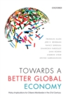 Towards a Better Global Economy : Policy Implications for Citizens Worldwide in the 21st Century - eBook