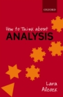 How to Think About Analysis - eBook