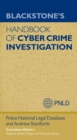 Blackstone's Handbook of Cyber Crime Investigation - eBook