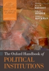 The Oxford Handbook of Political Institutions - eBook