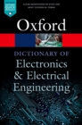 A Dictionary of Electronics and Electrical Engineering - eBook