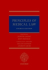 Principles of Medical Law - eBook