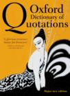 Oxford Dictionary of Quotations - eBook