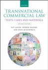 Transnational Commercial Law : Texts, Cases and Materials - eBook