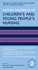 Oxford Handbook of Childrens and Young Peoples Nursing - eBook