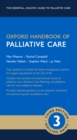 Oxford Handbook of Palliative Care - eBook