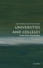 The University: A Very Short Introduction - eBook