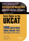 Score Higher on the UKCAT : The expert guide from Kaplan, with over 1000 questions and a mock online test - eBook