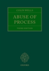 Abuse of Process - eBook