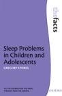Sleep problems in Children and Adolescents - eBook