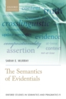 The Semantics of Evidentials - eBook