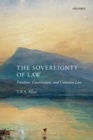 The Sovereignty of Law : Freedom, Constitution, and Common Law - eBook