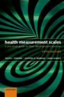 Health Measurement Scales : A practical guide to their development and use - eBook