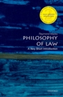 Philosophy of Law: A Very Short Introduction - eBook