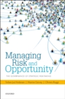 Managing Risk and Opportunity : The Governance of Strategic Risk-Taking - eBook