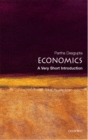 Economics: A Very Short Introduction - eBook