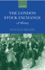 The London Stock Exchange : A History - eBook