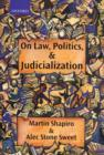 On Law, Politics, and Judicialization - eBook