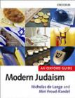 Modern Judaism : An Oxford Guide - eBook