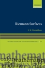 Riemann Surfaces - eBook