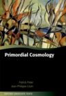 Primordial Cosmology - eBook