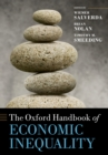 The Oxford Handbook of Economic Inequality - eBook