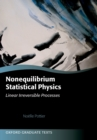 Nonequilibrium Statistical Physics : Linear Irreversible Processes - eBook