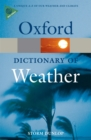A Dictionary of Weather - eBook