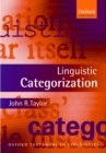 Linguistic Categorization - eBook