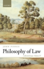 Philosophy of Law : Collected Essays Volume IV - eBook