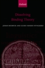Dissolving Binding Theory - eBook