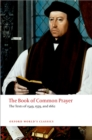 The Book of Common Prayer : The Texts of 1549, 1559, and 1662 - eBook
